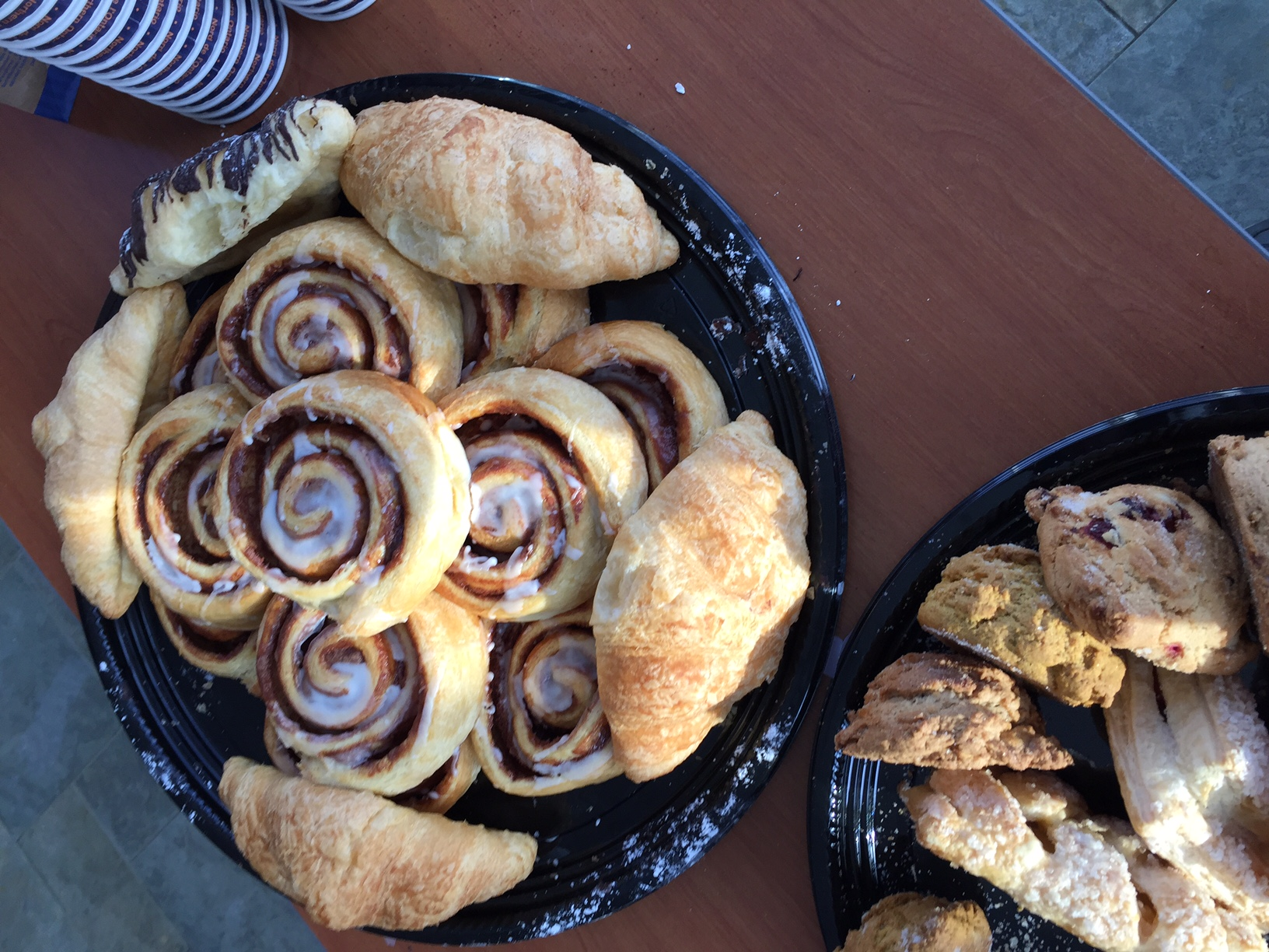 Old Rock Catering Services (Cinnamon Rolls)